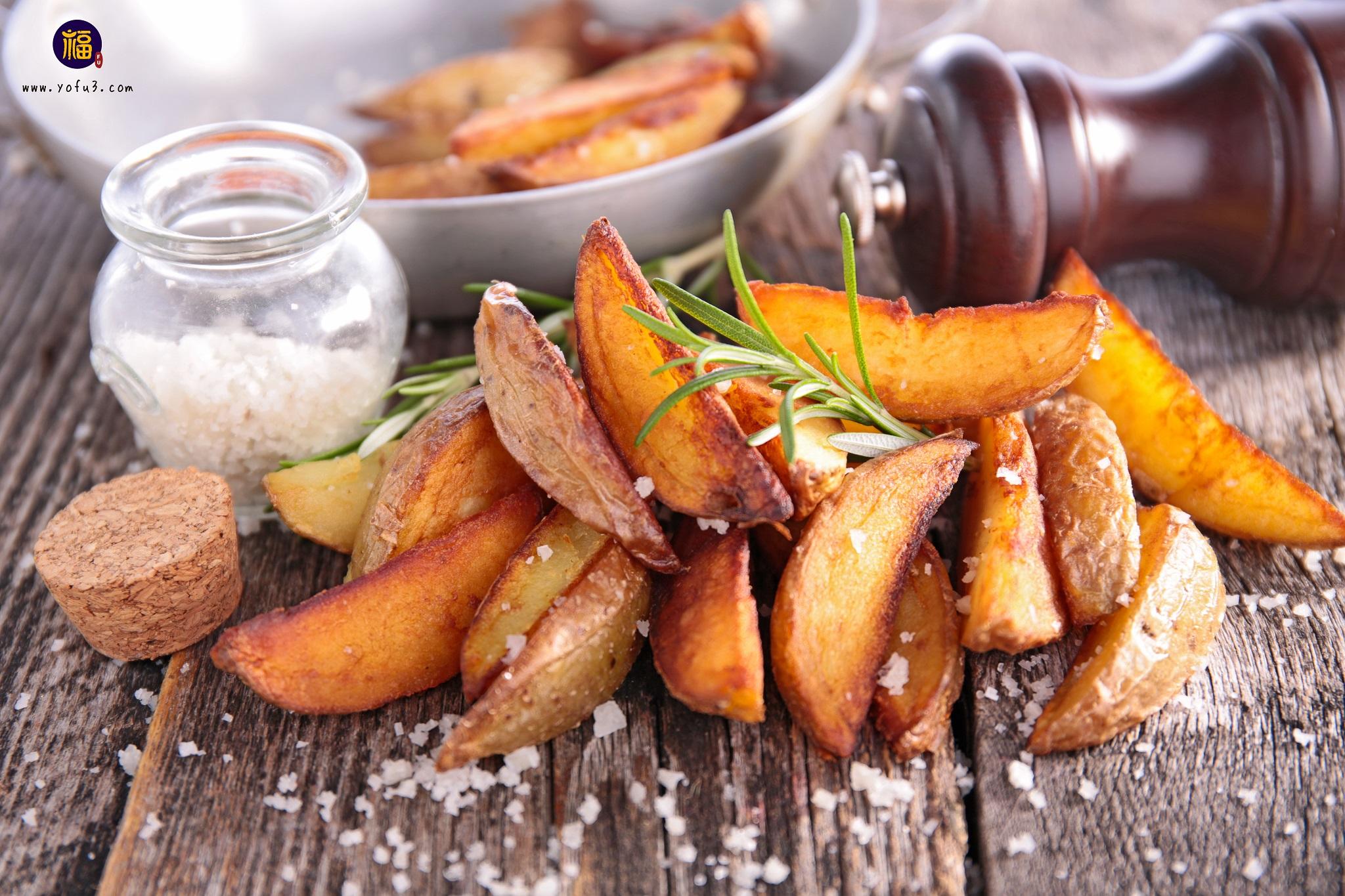 特選楔形薯條 (Selected Potato Wedges)