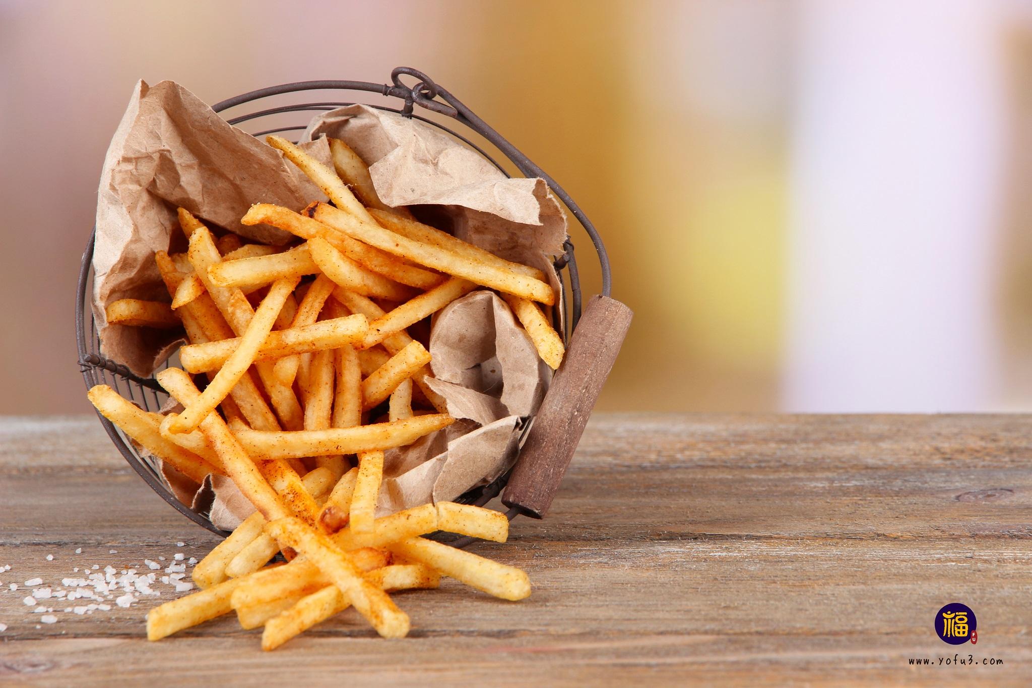 特選法式薯條 (Selected French Fries)